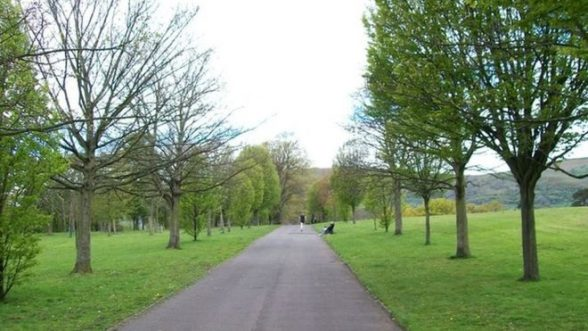 Teenage male was raped while walking through Falls Park in west Belfast at the weekend