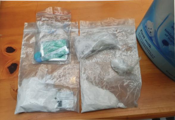 Op Karhold Ketamine Cocaine Amphetamine