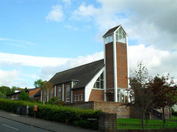 Saintfield Road Presbyterian church