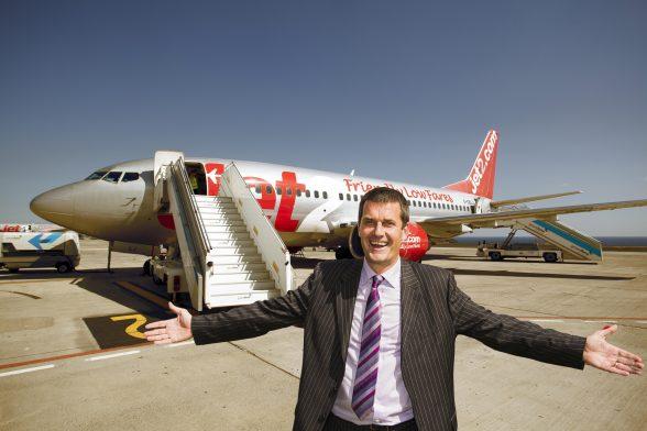 Steve Heapy, CEO of Jet2.com and Jetholidays