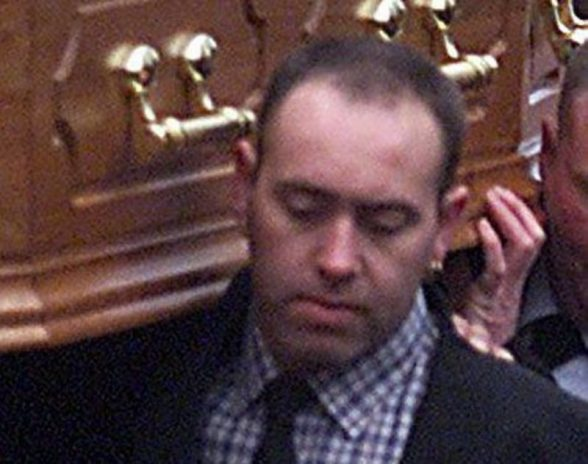 Murdered UDA thug John 'Bonzer' Borelaned