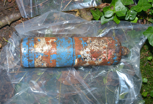 Lurgan bomb find 4