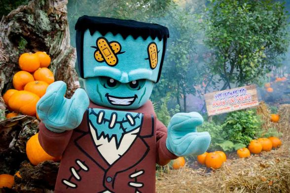 Listings imagery for The Legoland Windsor Resort's Brick or Treat Halloween attraction Image: Mikael Buck / Legoland