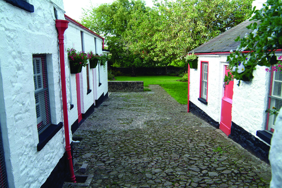 Pogues cottages in