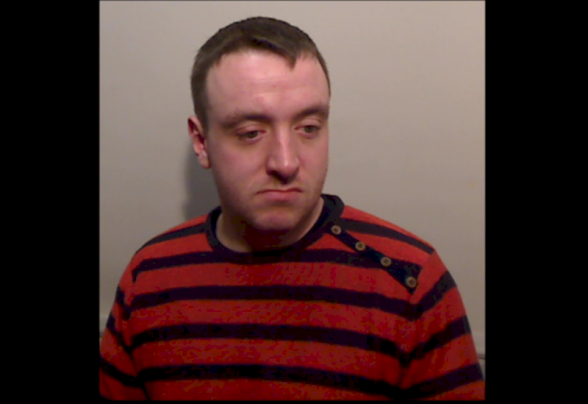 Convicted IRA member Vincent Kelly jailed today for nine years for having submachinegun