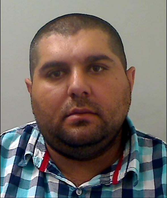 Roma gang boss Ioan Lacatus jailed for two and a half years today