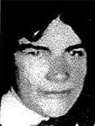 Daniel Rooney, 18, was shot dead by a secret British Army unit in west Belfast in 192