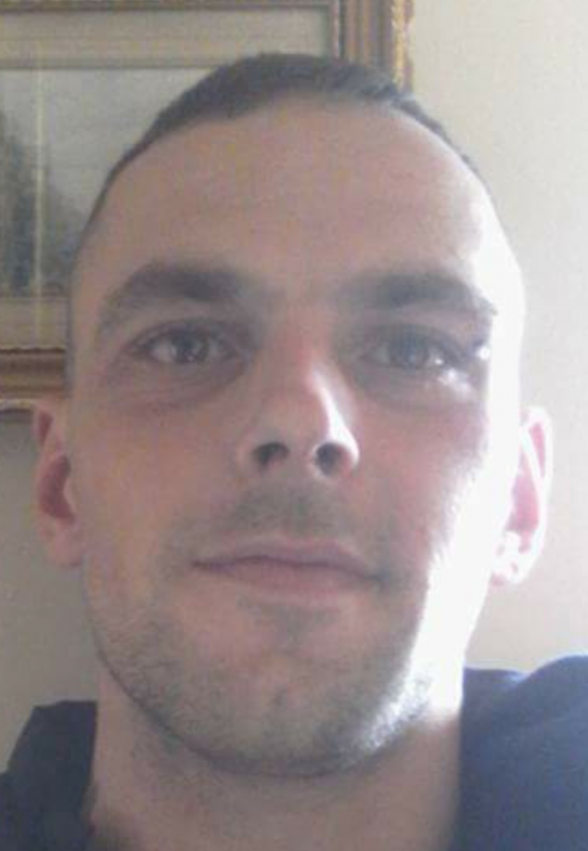 Road traffic victim John FItzgerald who has died from his injuries in hospital