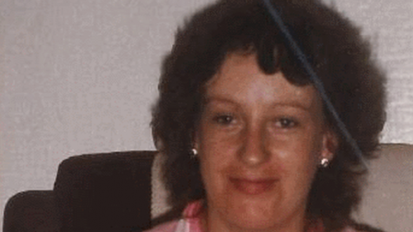 Mum of two Lorraine McCausland murdered by cowardly loyalist paramilitary thugs