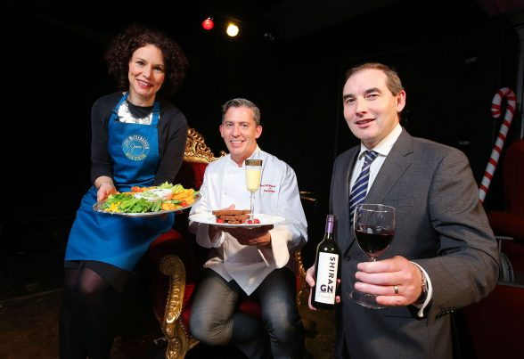 Leading convenience brands, SuperValu and Centra, which are owned by Musgrave NI, have exclusively launched chat show host Graham Norton's Own Wine in Northern Ireland.Jane McClenaghan, ambassador nutritionist, Centra NI; Noel McMeel, ambassador chef, SuperValu NI and Michael McCormack, managing director, Musgrave