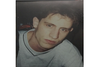 Defencless victim Eamonn Ferugson who was battered to death by Maguire with a claw hammer