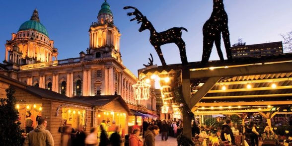 Belfast Christmas Market is a hit with shoppers